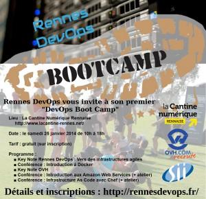 Flyer Bootcamp DevOps